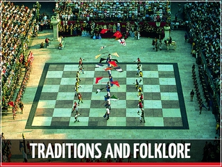 Tradition and folklore
