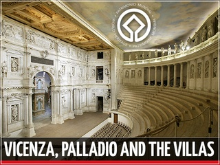 Vicenza, Palladio and The Villas
