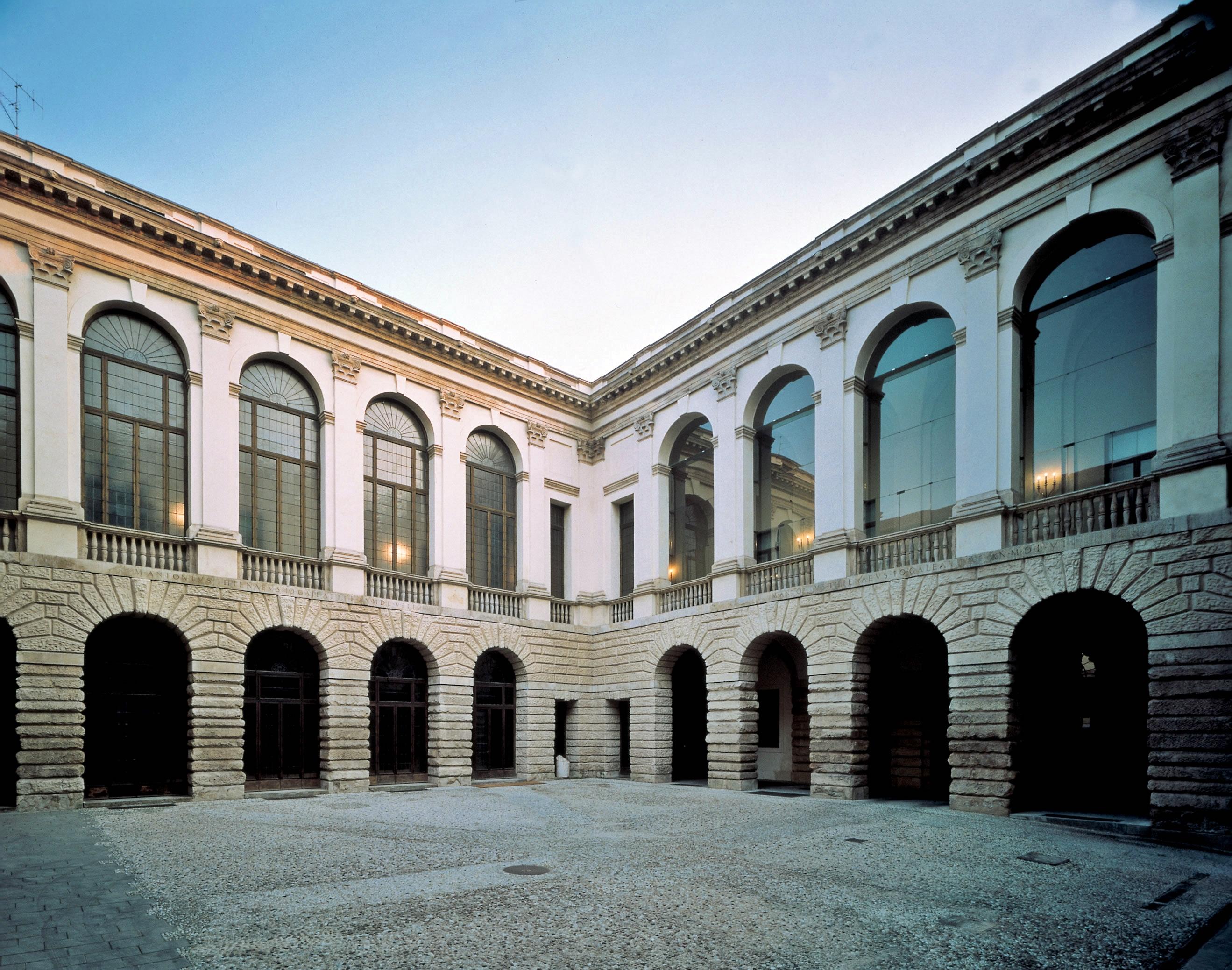 palazzo thiene sede storica Banca Popolare Vicentina