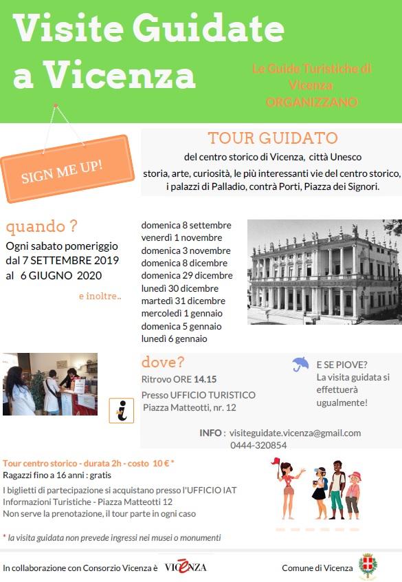 News - Consorzio Turistico Vicenzaè